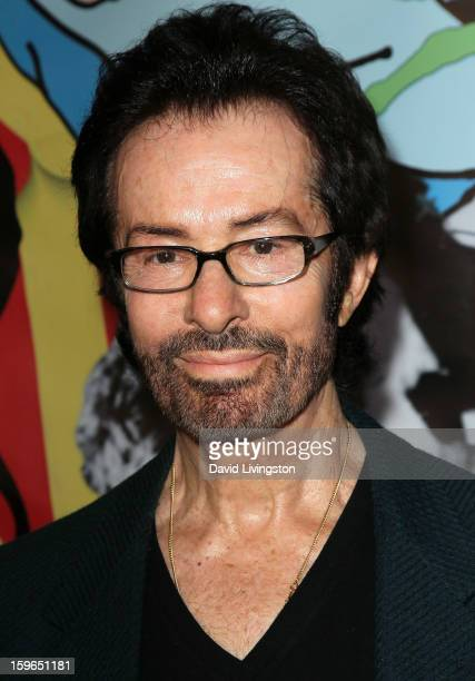 Actor George Chakiris attends the Directors Series 2nd Annual Commemorative Ticket press event presented by Red Line Tours at the Egyptian Theatre on...