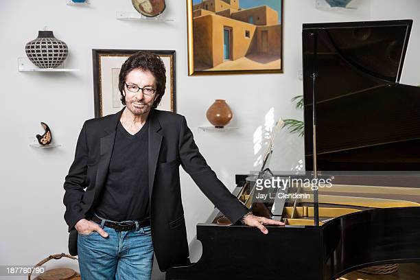 Actor George Chakiris is photographed for Los Angeles Times on October 28, 2013 in Los Angeles, California. PUBLISHED IMAGE. CREDIT MUST READ: Jay L....