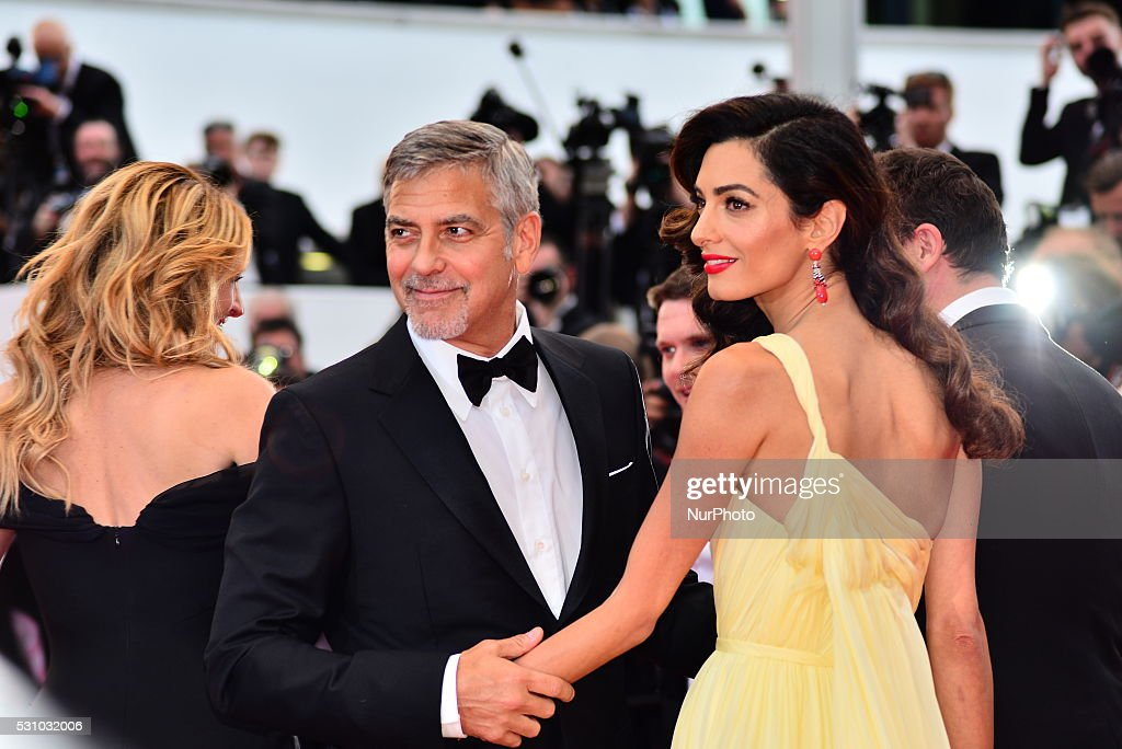 """Money Monster"" - Red Carpet Arrivals - The 69th Annual Cannes Film Festival : News Photo"
