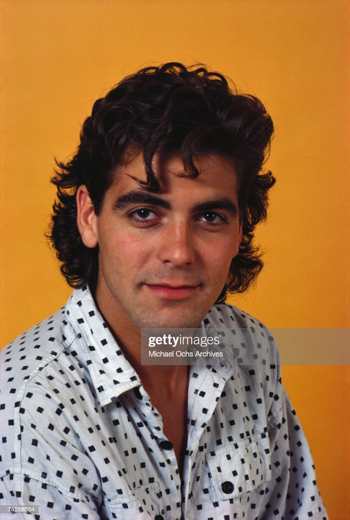 George Clooney Portrait Session In LA : News Photo