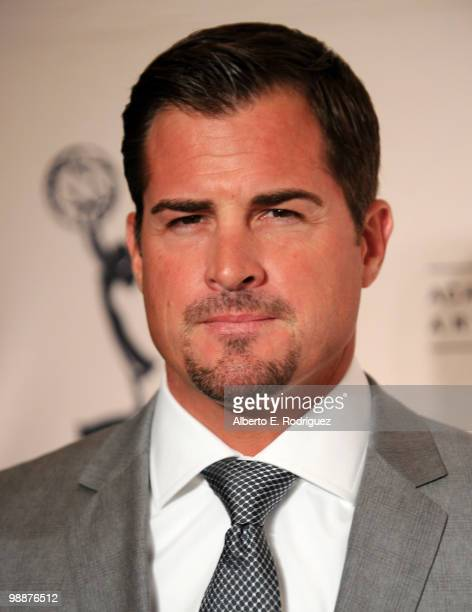 Actor George Eads arrives at the Academy of Television Arts Sciences' 3rd Annual Academy Honors at the Beverly Hills Hotel on May 5 2010 in Beverly...