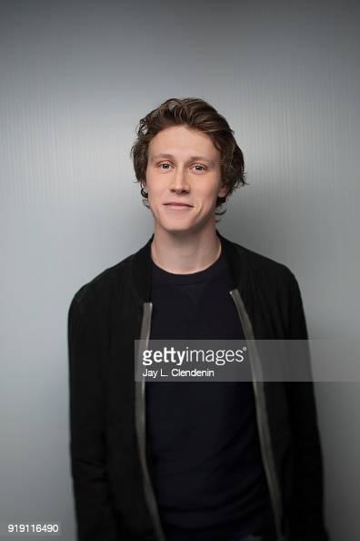 Actor George Mackay From The Film Ophelia Is Photographed For Los News Photo Getty Images