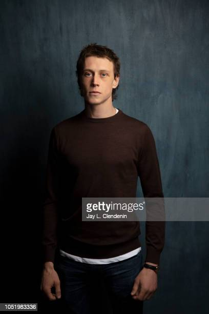 Actor George MacKay from 'Where Hands Touch' is photographed for Los Angeles Times on September 10 2018 in Toronto Ontario PUBLISHED IMAGE CREDIT...