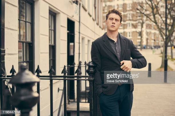 Actor George MacKay is photographed for the Wrap magazine on December 5, 2019 in London, England.