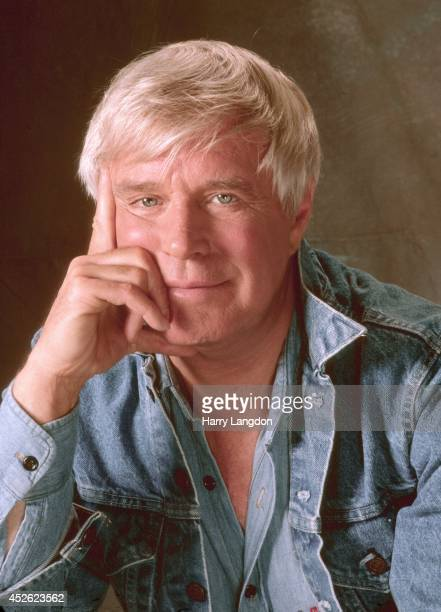 Actor George Pappard poses for a portrait in 1982 in Los Angeles California