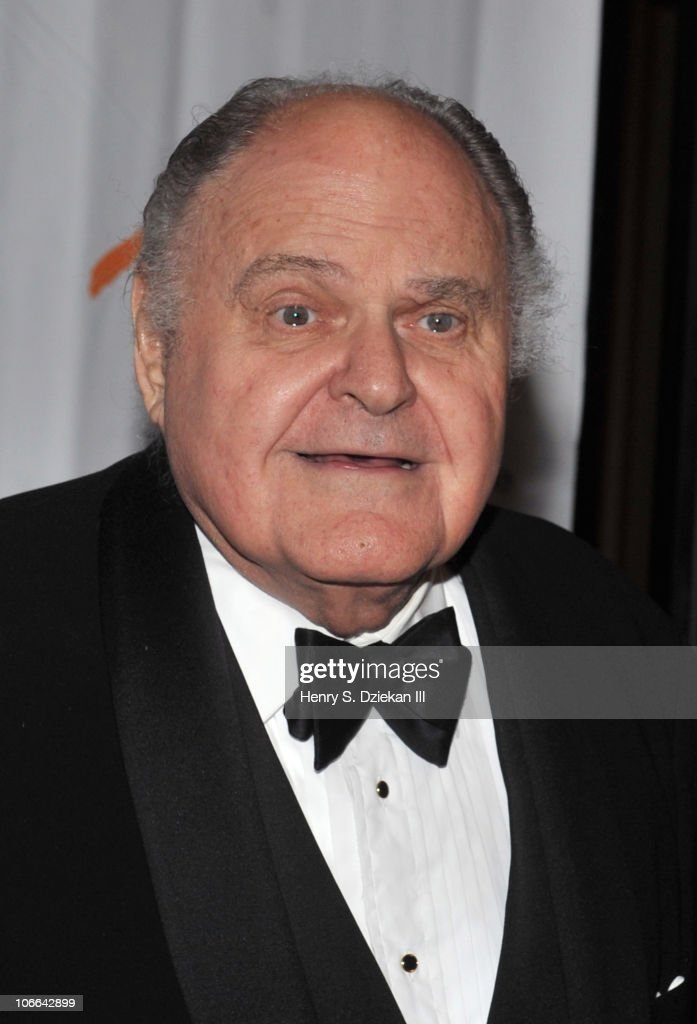 Actor George S. Irving attends the Career Transition For Dancer's 25th anniversary Silver Jubilee anniversary supper at the Hilton New York on November 8, 2010 in New York City.