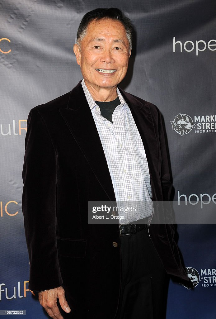 "Special Screening of Matt Zarley's ""hopefulROMANTIC"" With George Takei : Fotografía de noticias"