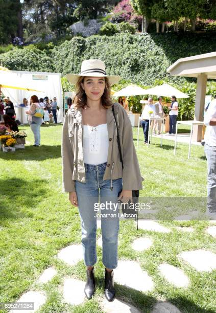 Actor Georgie Flores attends Children Mending Hearts' 9th Annual Empathy Rocks on June 11 2017 in Bel Air California