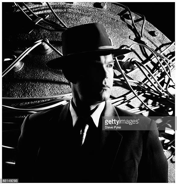 Actor Gerald Finley poses for a portrait shoot as Dr Robert Oppenheimer in the opera Dr Atomic