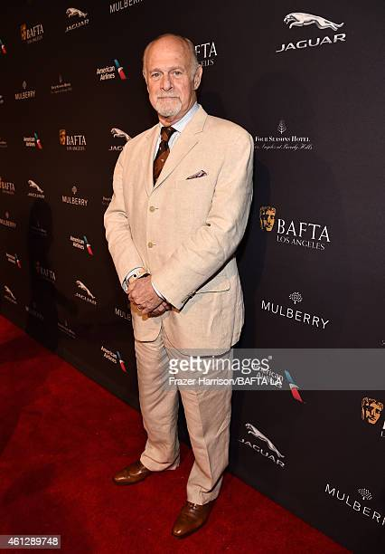 Actor Gerald McRaney attends the BAFTA Los Angeles Tea Party at The Four Seasons Hotel Los Angeles At Beverly Hills on January 10, 2015 in Beverly...