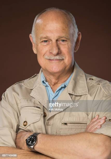 Actor Gerald McRaney is photographed for Los Angeles Times on June 12 2017 in Los Angeles California PUBLISHED IMAGE