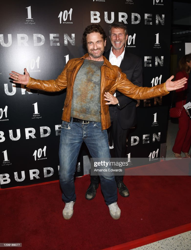"""Premiere Of """"Burden"""" : News Photo"""