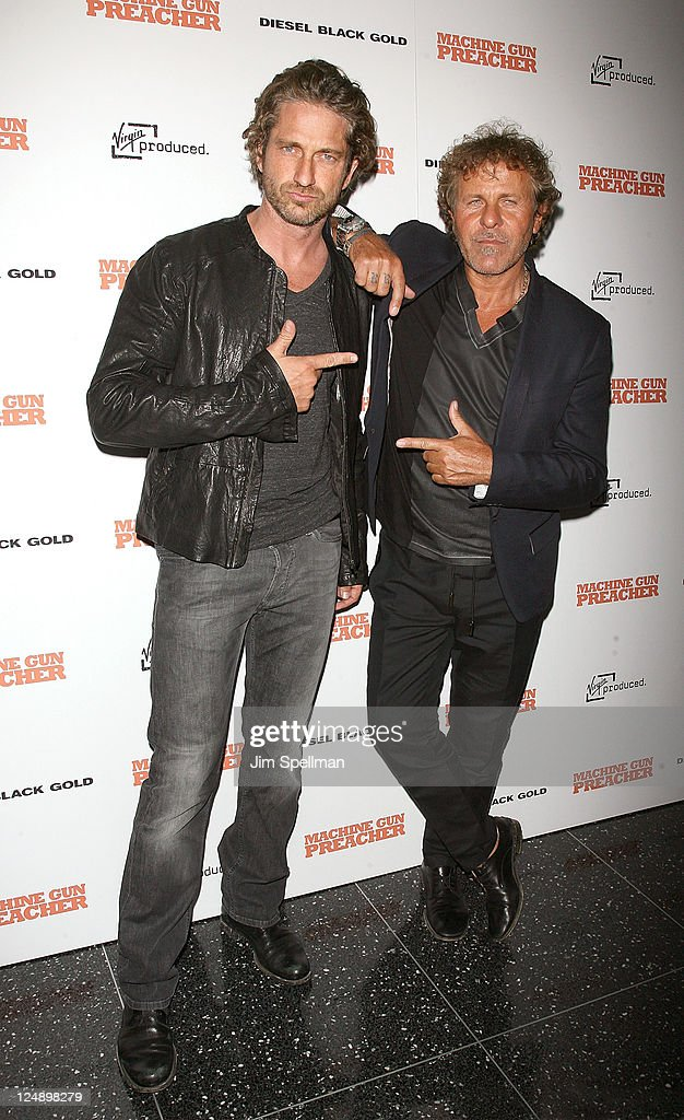 """Machine Gun Preacher"" New York Premiere"