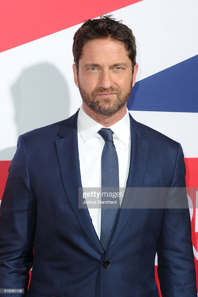 "Premiere Of Focus Features' ""London Has Fallen"" - Arrivals : News Photo"