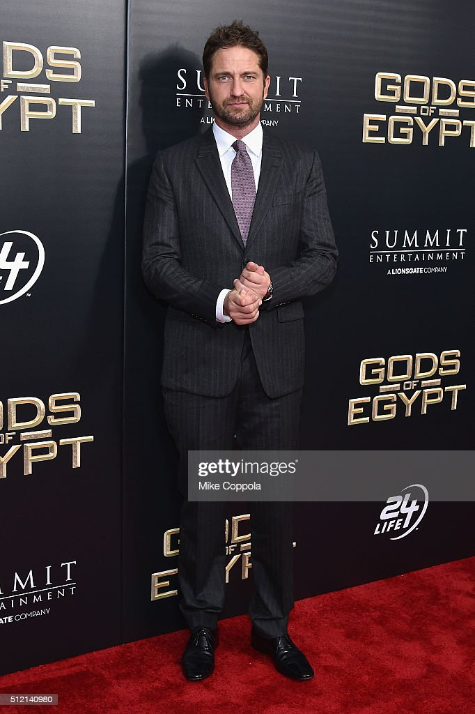 """Gods Of Egypt"" New York Premiere"