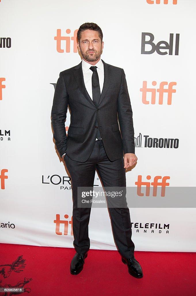 "2016 Toronto International Film Festival - ""The Headhunter's Calling"" Premiere - Arrivals"