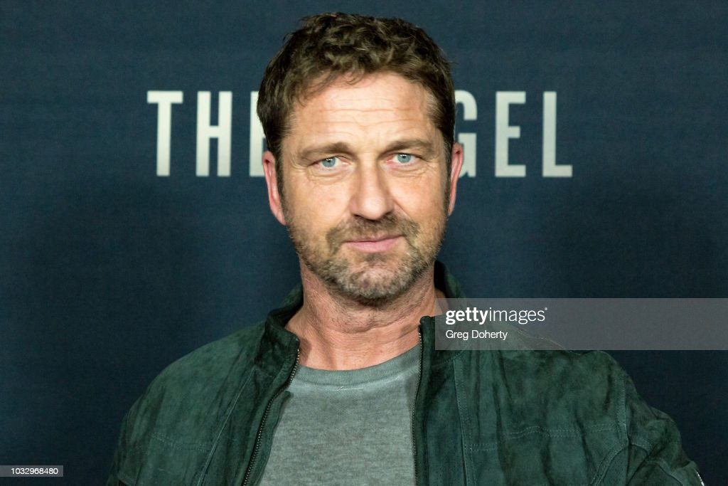 "Screening Of Netflix's ""The Angel"" - Arrivals"