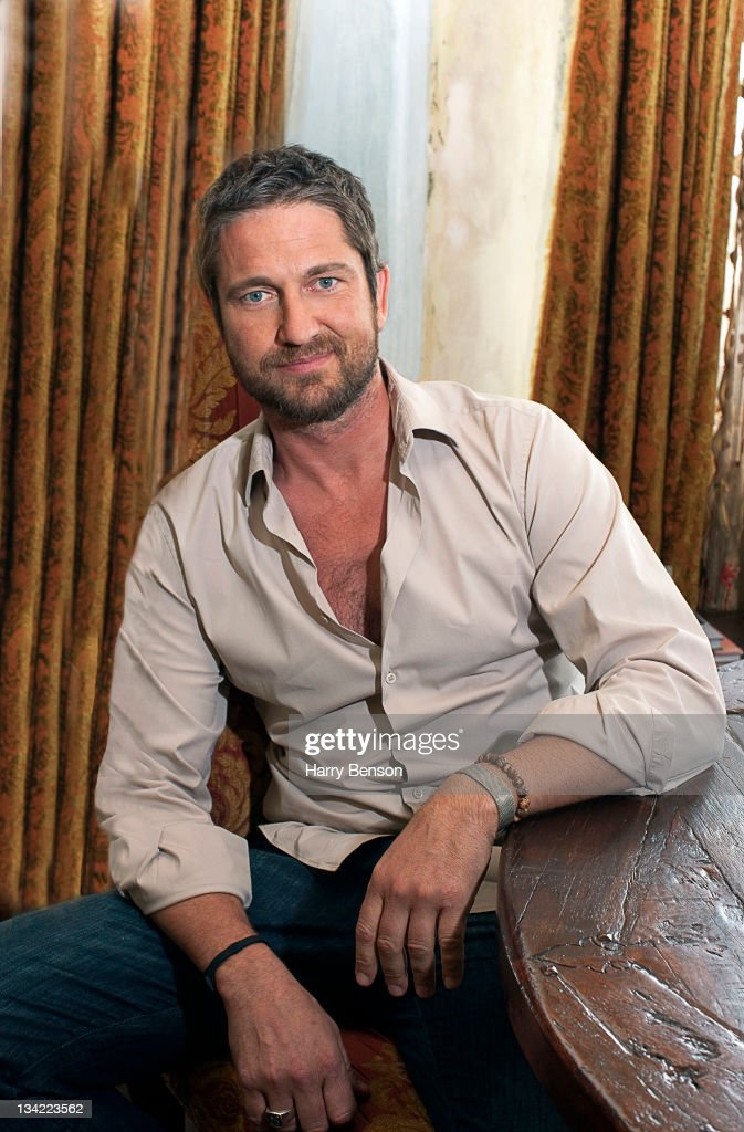 Gerard Butler, Architectual Digest, May 1, 2010 : News Photo