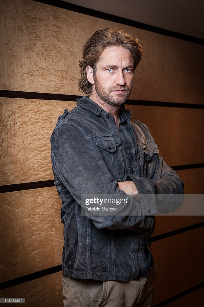 Gerard Butler, The Hollywood Reporter, May 2012 : News Photo