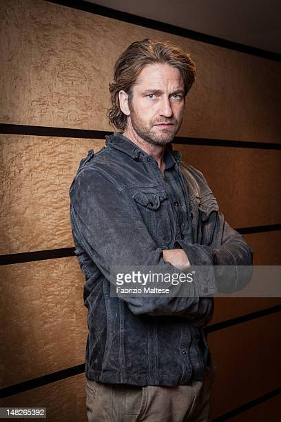 Actor Gerard Butler is photographed for The Hollywood Reporter on May 20 2012 in Cannes France