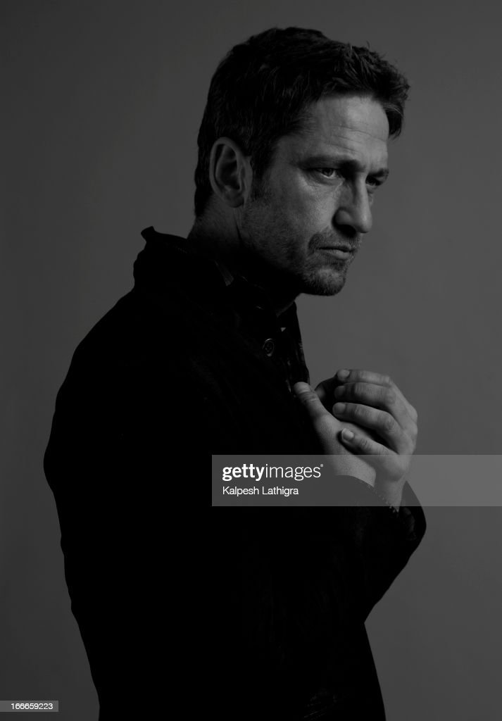 Gerard Butler, Independent UK, April 13, 2013