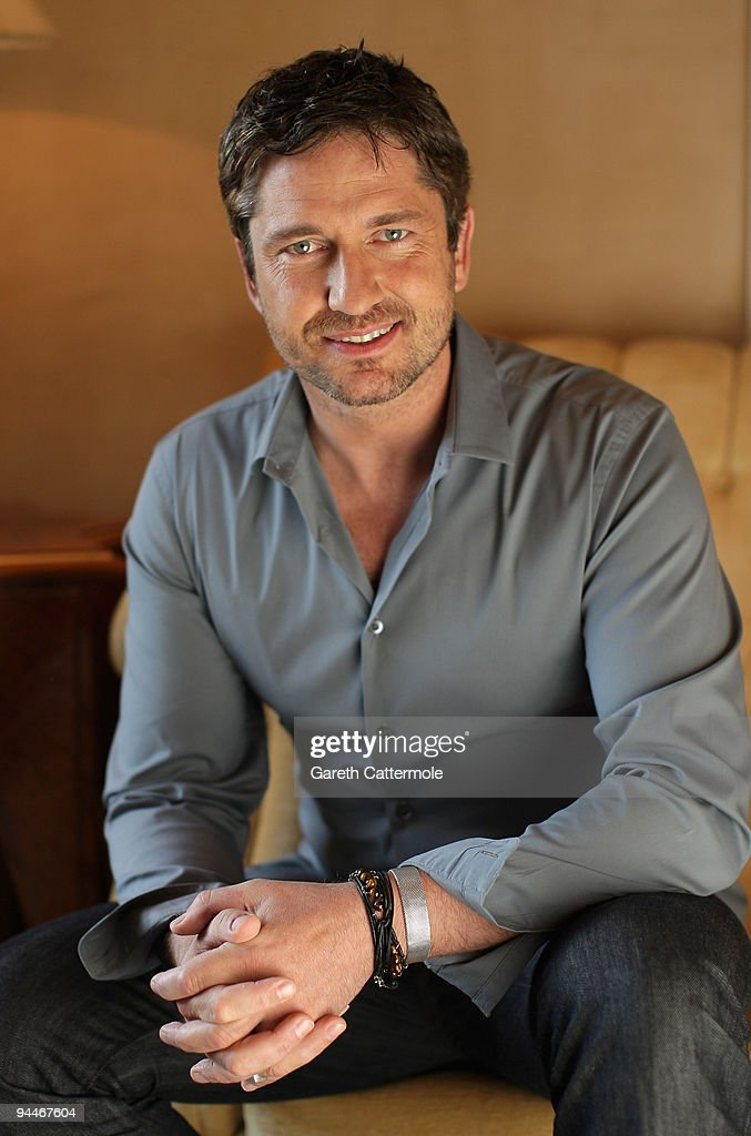 Gerard Butler Portrait Session - 2009 Dubai International Film Festival
