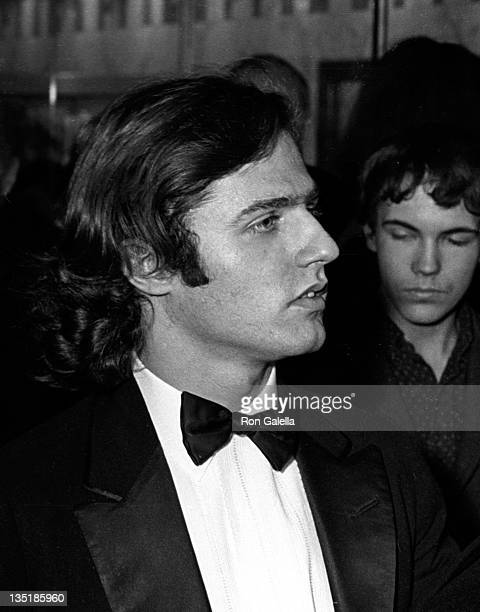 Actor Gerard Malanga attends the premiere of The Night of the Generals on February 1 1967 at the Loew's Capital Theater in New York City