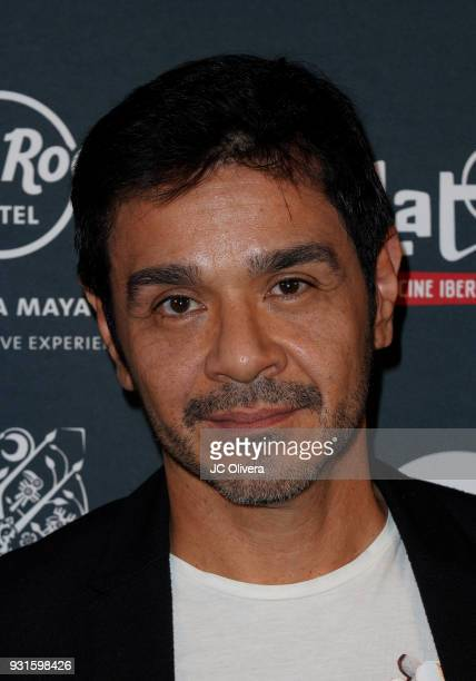 Actor Gerardo De Pablos attends the 5th Annual Premios PLATINO Of Iberoamerican Cinema Nominations Announcement at Hollywood Roosevelt Hotel on March...