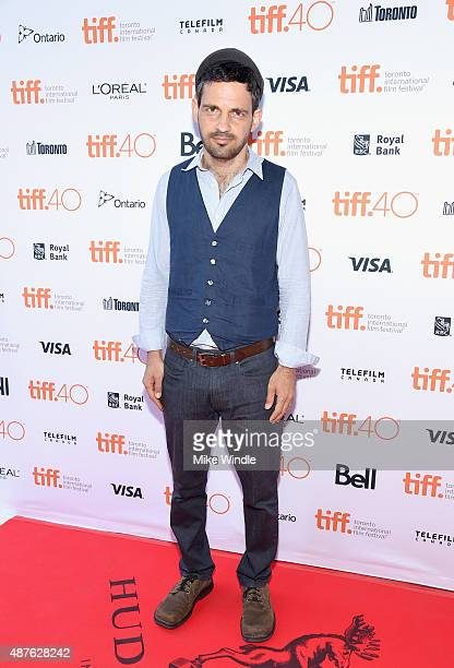Actor Geza Rohrig attends the Son Of Saul photo call during the 2015 Toronto International Film Festival at Ryerson Theatre on September 10 2015 in...