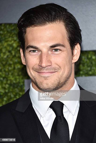 Actor Giacomo Gianniotti attends the GQ 20th Anniversary Men Of The Year Party at Chateau Marmont on December 3 2015 in Los Angeles California