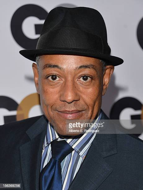 Actor Giancarlo Esposito arrives at the GQ Men of the Year Party at Chateau Marmont on November 13 2012 in Los Angeles California