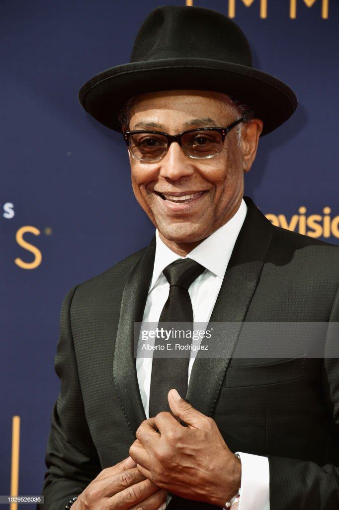 2018 Creative Arts Emmy Awards - Day 1 - Arrivals : Foto jornalística