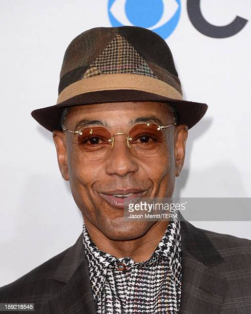 Actor Giancarlo Esposito attends the 39th Annual People's Choice Awards at Nokia Theatre LA Live on January 9 2013 in Los Angeles California