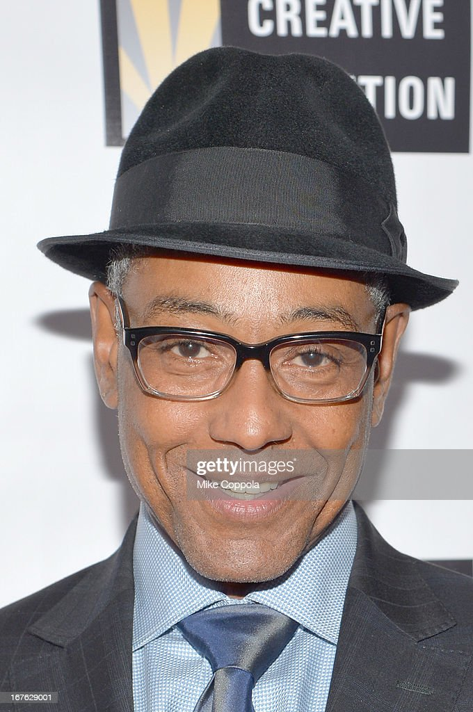 Actor Giancarlo Esposito attends the Celebrating The Arts In American Dinner Party With Distinguished Women In Media Presented By Landmark Technology Inc. And The Creative Coalition at Neyla on April 26, 2013 in Washington, DC.