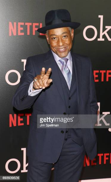 Actor Giancarlo Esposito attends The New York premiere of Okja hosted by Netflix at AMC Lincoln Square Theater on June 8 2017 in New York City