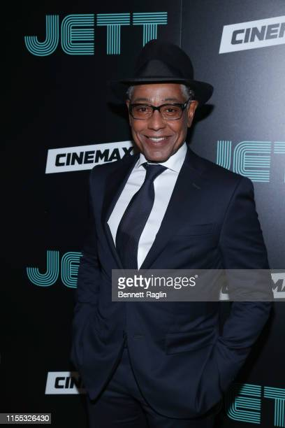 Actor Giancarlo Esposito attends the New York screening of Jett at The Roxy Hotel on June 11 2019 in New York City
