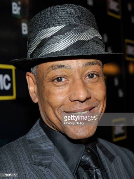 Actor Giancarlo Esposito attends the third season premiere of AMC and Sony Pictures Television's 'Breaking Bad' at the ArcLight Hollywood Cinemas on...
