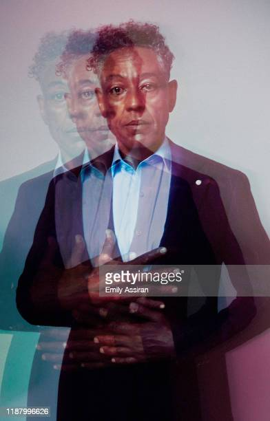 Actor Giancarlo Esposito is photographed for BackStage Magazine on August 28 2019 at Fig 19 in New York City