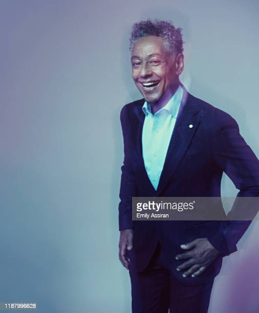 Actor Giancarlo Esposito is photographed for BackStage Magazine on August 28 2019 at Fig 19 in New York City PUBLISHED IMAGE