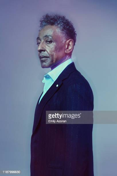 Actor Giancarlo Esposito is photographed for BackStage Magazine on August 28 2019 at Fig 19 in New York City COVER IMAGE