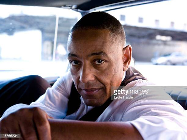 Actor Giancarlo Esposito is photographed for Self Assignment on September 8 2010 in New York City
