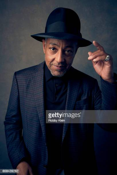 Actor Giancarlo Esposito of 'This is Your Death' poses for a portrait at The Wrap and Getty Images SxSW Portrait Studio on March 11 2017 in Austin...