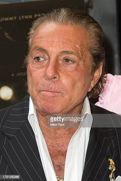 Actor Gianni Russo attends The Good Son screening at Cinema Village on July 31 2013 in New York City