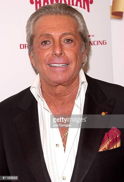 Actor Gianni Russo the 53rd Annual Drama Desk Awards at Hawaiian Tropic Zone on May 18 2008 in New York City