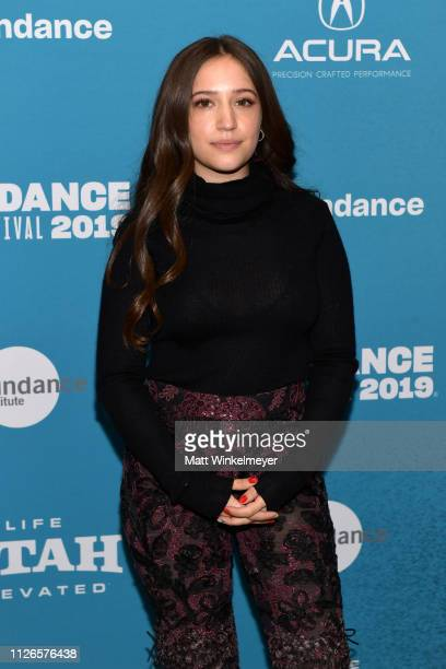 Actor Gideon Adlon attends the The Mustang Premiere during the 2019 Sundance Film Festival at Eccles Center Theatre on January 31 2019 in Park City...