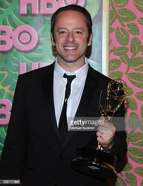 Actor Gil Bellows arrives at HBO's Annual Emmy Awards Post Award Reception at the Pacific Design Center on August 29 2010 in Los Angeles California