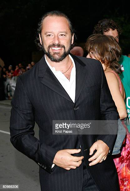 Actor Gil Bellows attends the 'Passchendaele' Opening Night Gala world premiere screening during the 2008 Toronto International Film Festival held at...