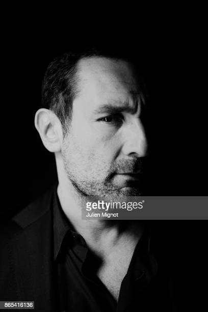 Actor Gilles Lellouche is photographed for UGC Magazine on June 2015 in Paris France