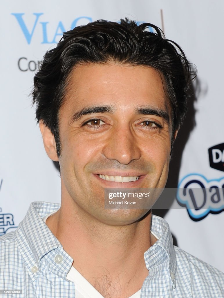 Actor Gilles Marini arrives at the 3rd Annual Mia Hamm & Nomar Garciaparra Celebrity Soccer Challenge at The Home Depot Center on January 16, 2010 in Carson, California.