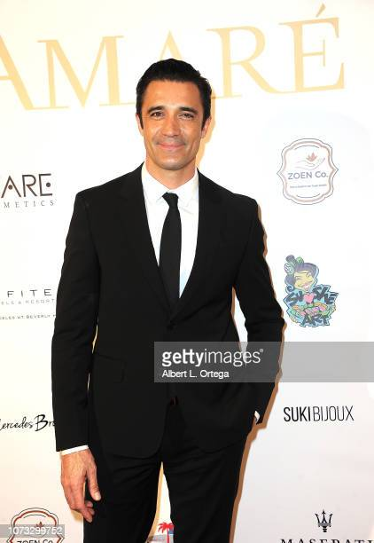 Actor Gilles Marini attends the Amare's Second Year Anniversary 'Believe Issue' Party held at Sofitel Los Angeles At Beverly Hills on December 13...
